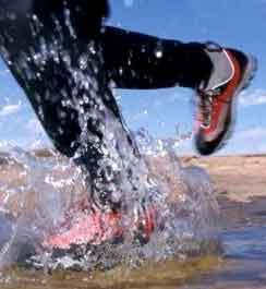 ¿Zapatillas de correr mojadas?... ¡ya no es un problema!