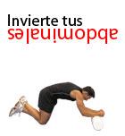 Invierte tus ejercicios de abdominales
