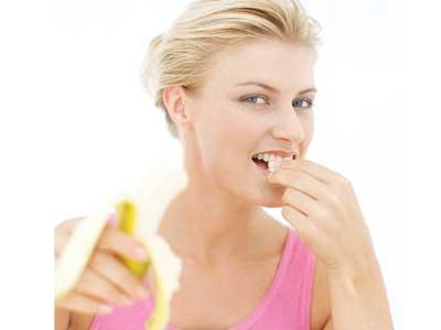 Evita ganar peso estas navidades con la dieta del plátano