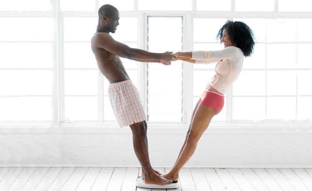 Hombres y mujeres, diferentes hasta para hacer dieta