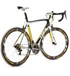 Date una vuelta en la bici de Contador
