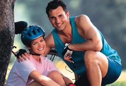 ¿Buscas una pareja deportista?