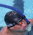 Tuba frontal para mejorar tu natación