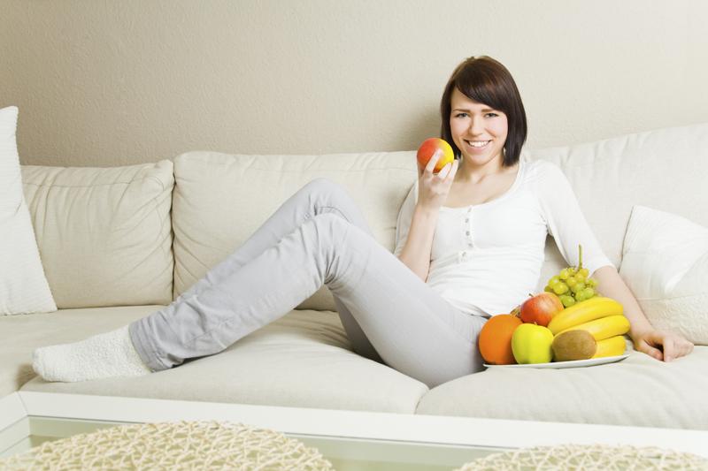 Dietas para mujeres deportistas: Cenas