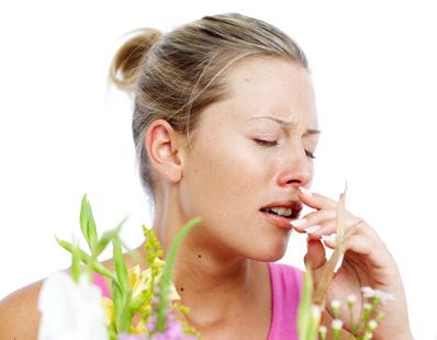 Salud deportiva: Alimentos para la alergia