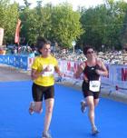 Consejos para tu primer triatlón de la mujer