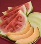 Alimentos deportivos: Fruta veraniega