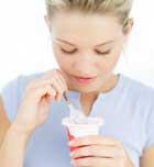 Alimentos deportivos: Yogur para estar más sano
