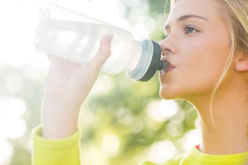 Salud deportiva: Hidratación para el ejercicio