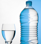 Salud deportiva: tipos de agua