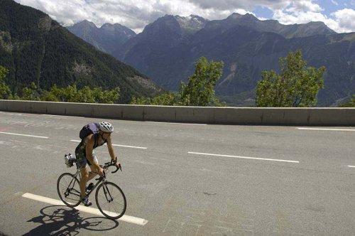 Calcula cuántas calorías gastas en bicicleta