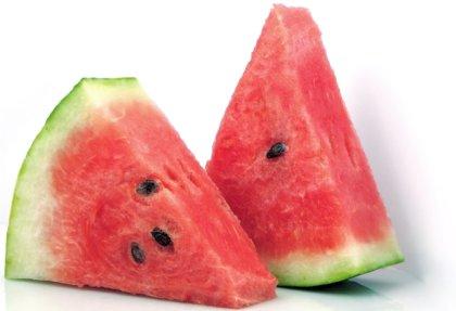 Sandía, la fruta más hidratada