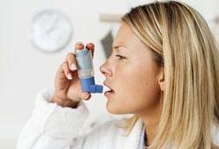 Salud deportiva: asma
