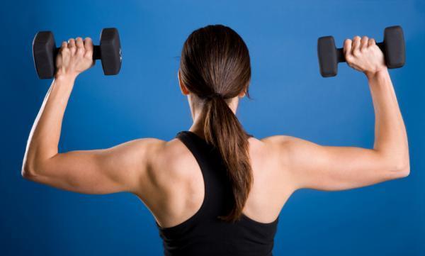 ¿Cómo aumenta la masa muscular?