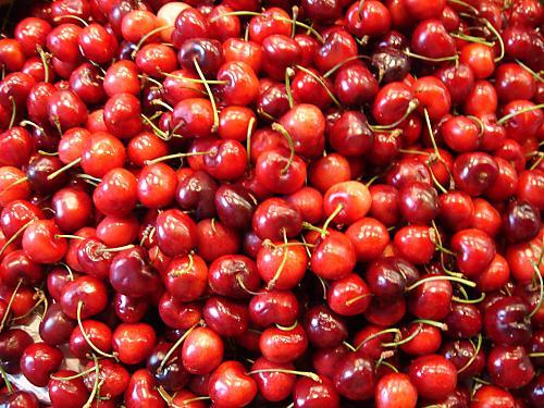 La cereza, joya del verano
