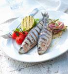 Alimentos deportivos: Sardinas para el verano