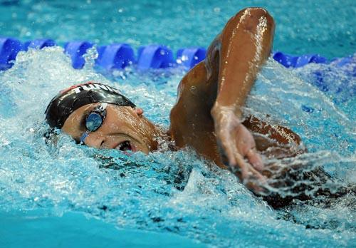 ¿Correr mejor gracias a la natación?