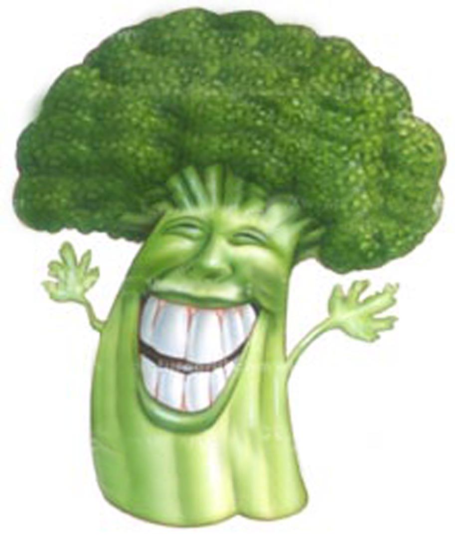 Alimentos deportivos: brocoli