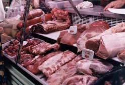Alimentos deportivos: Los nutrientes de la carne