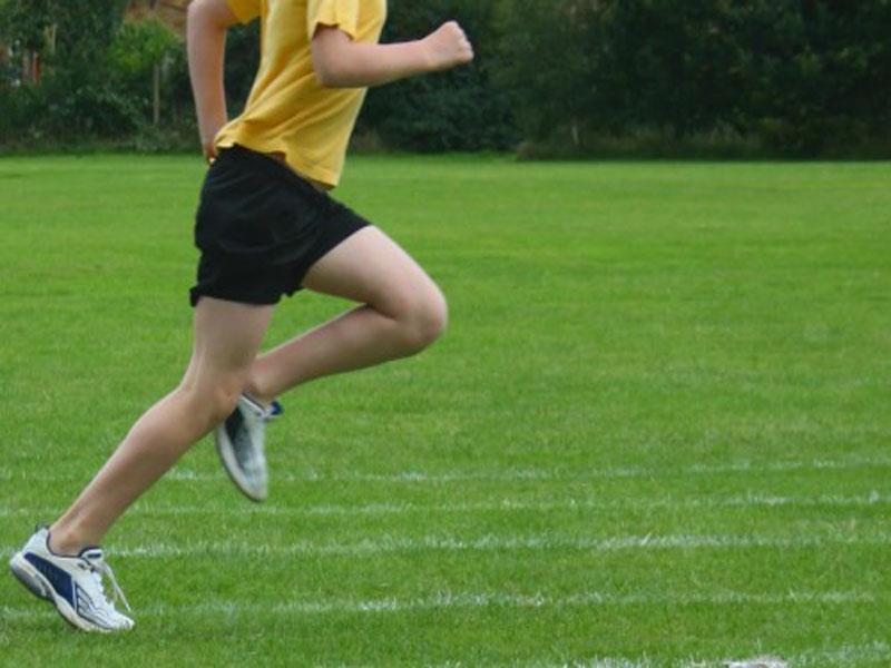 Entrenamiento running: Series cortas 400m