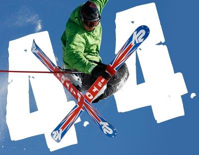 Aprende a esquiar en todos los terrenos