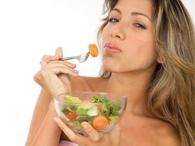 Ensaladas para tu dieta deportiva