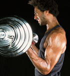 Cómo ganar fuerza en el gimnasio
