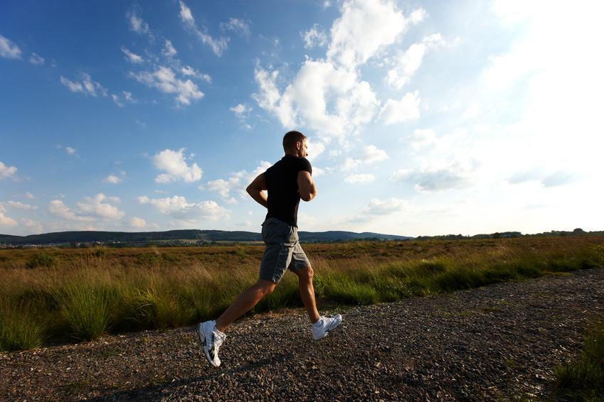 Corre contra el estrés