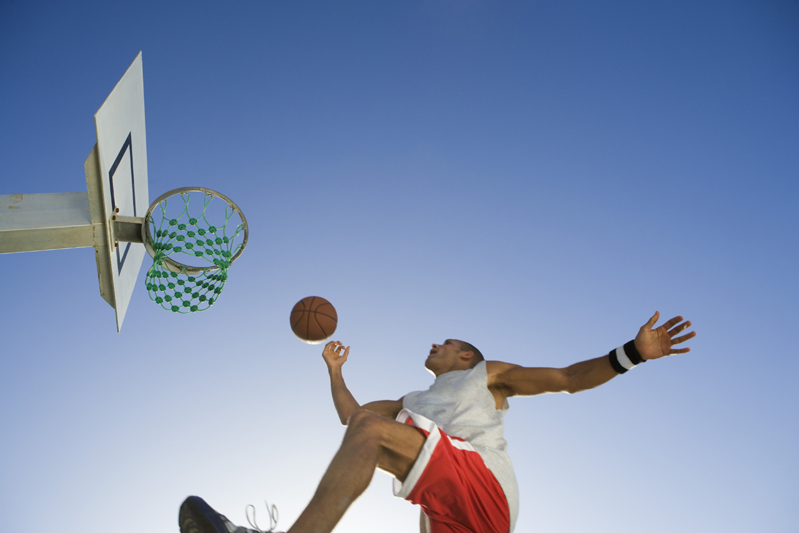 Baloncesto: la técnica de tiro de Michael Jordan