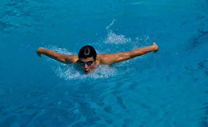 Los beneficios de nadar a mariposa | Natación | Sportlife
