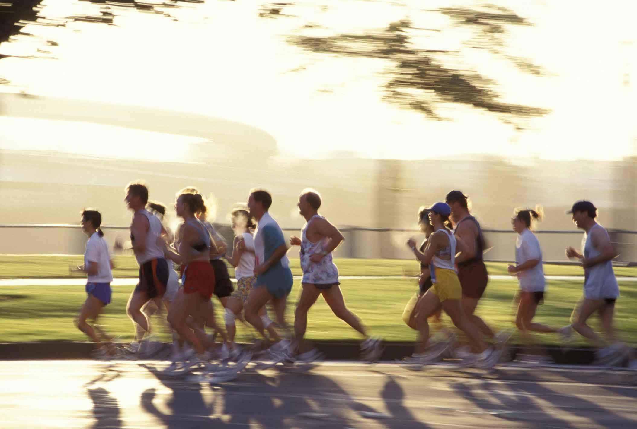 Plan para tu primer medio maratón, ¡descargable!