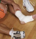 Reduce la inflamación de una lesión