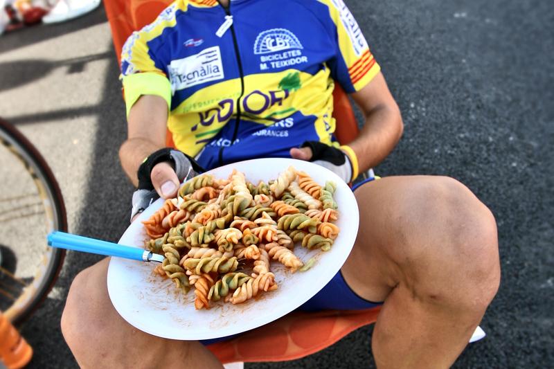 10 errores en la dieta del triatleta