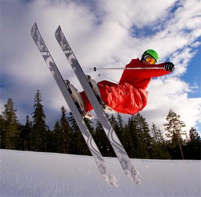 Dieta deportiva para rendir en la nieve