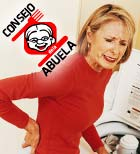 Salud depotiva: alivia el lumbago