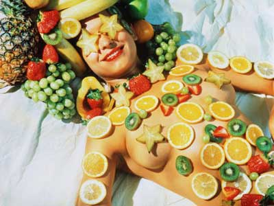 Alimentos deportivos: las vitaminas y minerales de las frutas