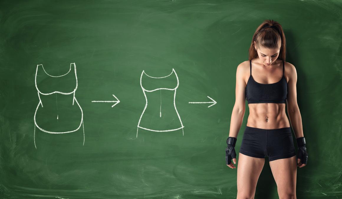 7 mitos que te impiden perder peso