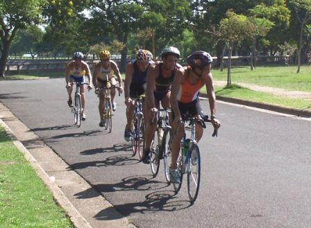 Plan para ciclistas iniciados al duatlón
