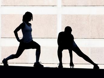 El estiramiento imprescindible al terminar de correr