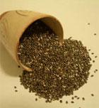 Pon semillas de chía a tus bebidas deportivas