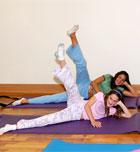 Pilates ayuda a los niños autistas