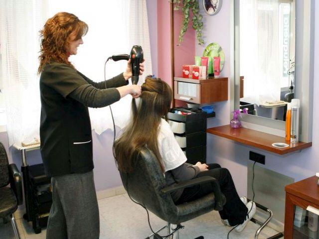Ejercicio para peluquera/o