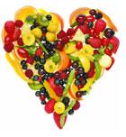 A mayor consumo de frutas y verduras menor riesgo de muerte por cardiopatía