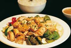 Receta: teppanyaki de pollo
