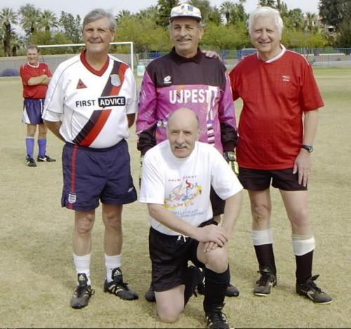 Jugar al fútbol previene las enfermedades cardiovasculares