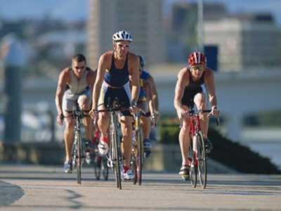 Estiramientos para ciclistas: antebrazos