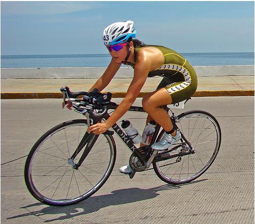 Estiramientos para ciclistas: zona lumbar