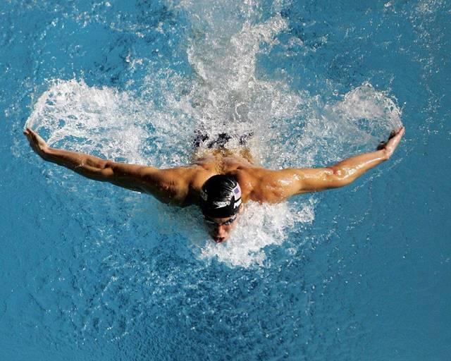 Estiramientos para nadadores: abdomen
