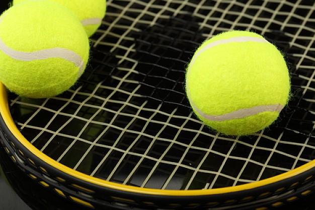 Estiramientos para raqueta: cadena lateral