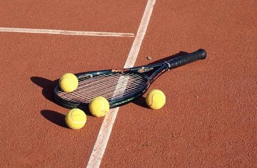 Estiramientos para raqueta: cintura escapular